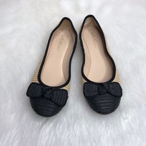 Kelly & Katie Two Toned Flats | Size 5.5